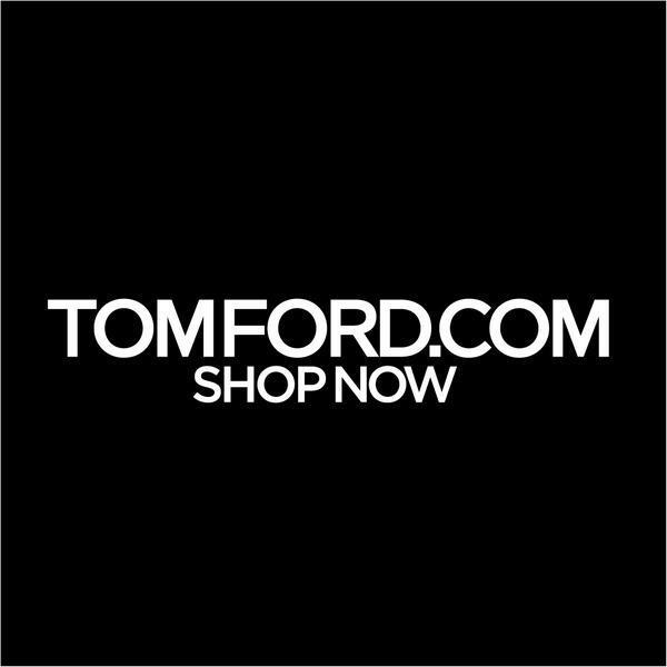 画像: Tom Ford Online Store