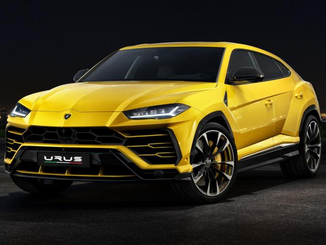 画像: Urus uk.businessinsider.com