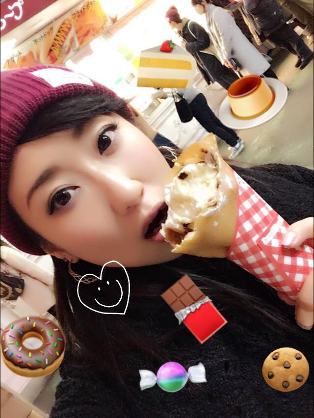 画像: 甘い物は人を幸せにする♡