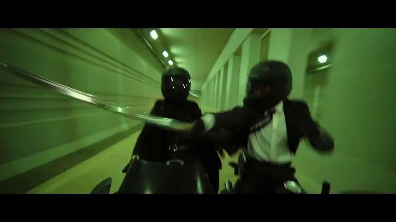画像: AK-NYEO The Villainess motorcycle chase fight scene www.youtube.com