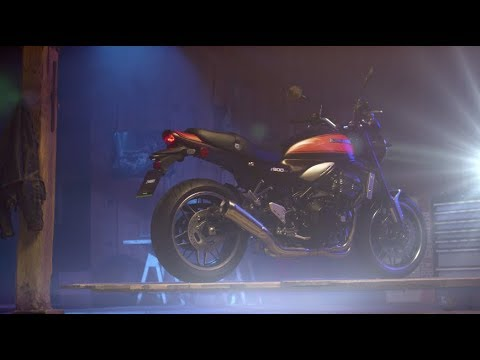 画像: 2018 Kawasaki Z900RS   Product Overview www.youtube.com