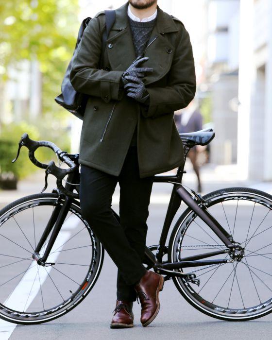 画像: 自転車だって! www.tokyolife.co.jp