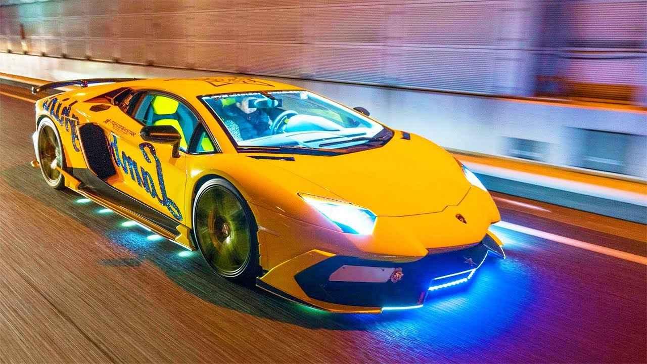 画像: Nihon Nights: Discover Japan's custom supercar culture w/ Mad Mike. www.youtube.com