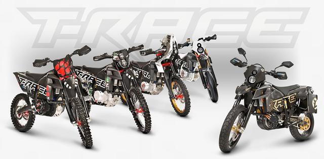 画像: オフロード、エンデューロ、レースモデル www.tacita.it