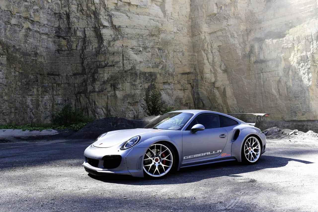 画像: Gemballa GT Concept Takes 911 Legacy To New Heights