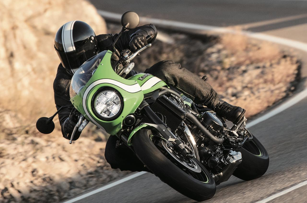 画像: 俊足!最新のレトロスポーツに惚れる。 www.motormagazine.co.jp