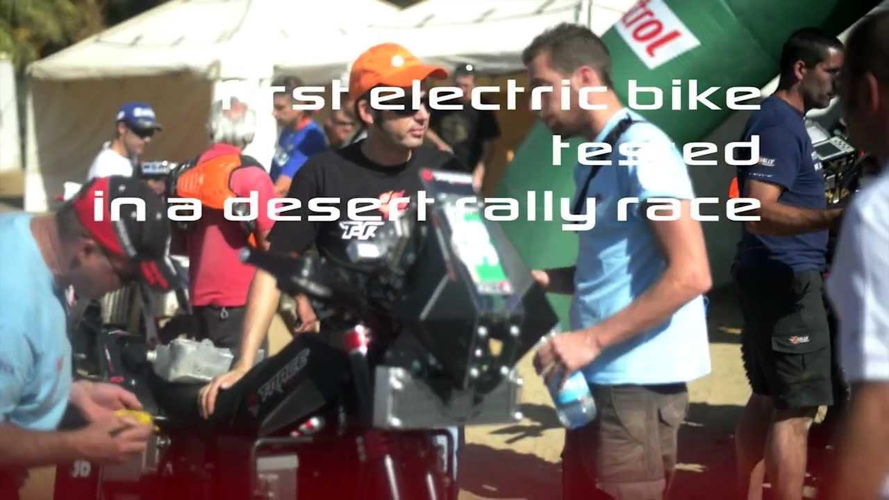 画像: Tacita T-Race @ Merzouga Rally 2012 youtu.be