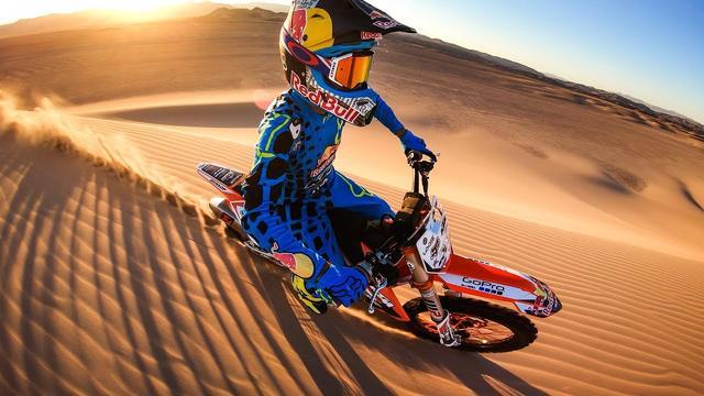 画像: GoPro: Ronnie Renner Dune Patrol in 4K youtu.be
