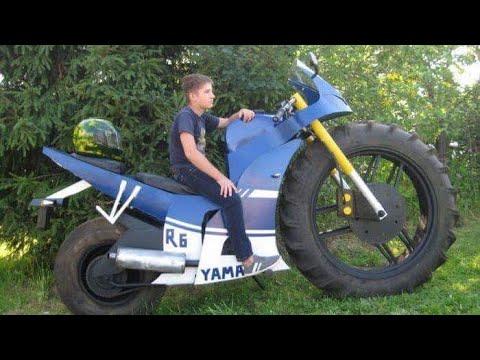 画像: Absolutely Crazy Motorcycles You NEVER Seen! youtu.be