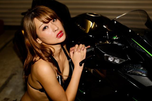 画像1: 【Beauty & Bike】あやとH2 vol.31