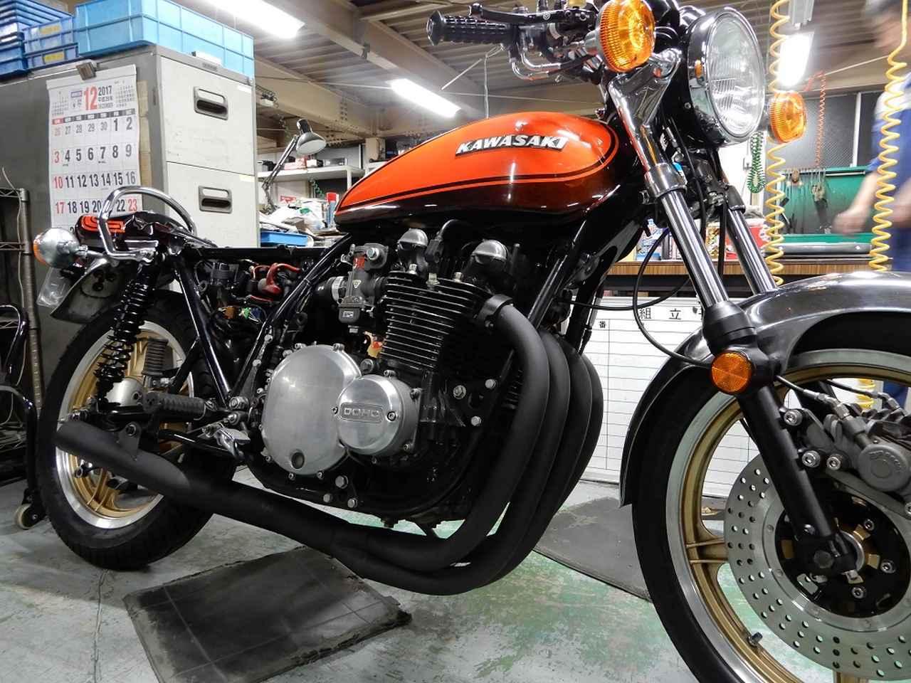 画像: Kawasaki Z900RSに勝つぞ !?  続・カワサキ Z2こと750RS(ZII)カスタム計画 by BrightLogic  vol.03 - LAWRENCE - Motorcycle x Cars + α = Your Life.