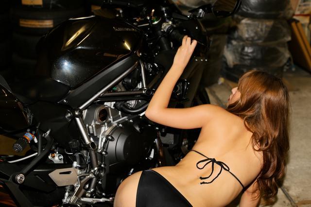 画像2: 【Beauty & Bike】あやとH2 vol.32
