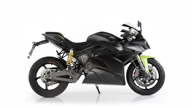 画像: Electric Motorcycle Energica Ego. The first italian all electric motorcycle