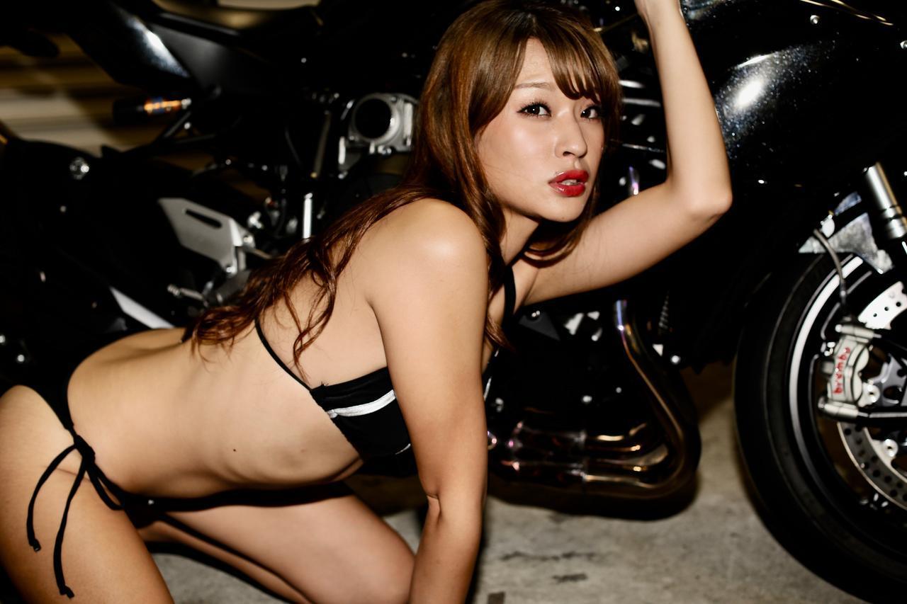 画像2: 【Beauty & Bike】あやとH2 vol.33
