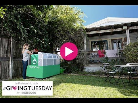 画像: HomeBiogas - Turn Your Waste into Energy youtu.be
