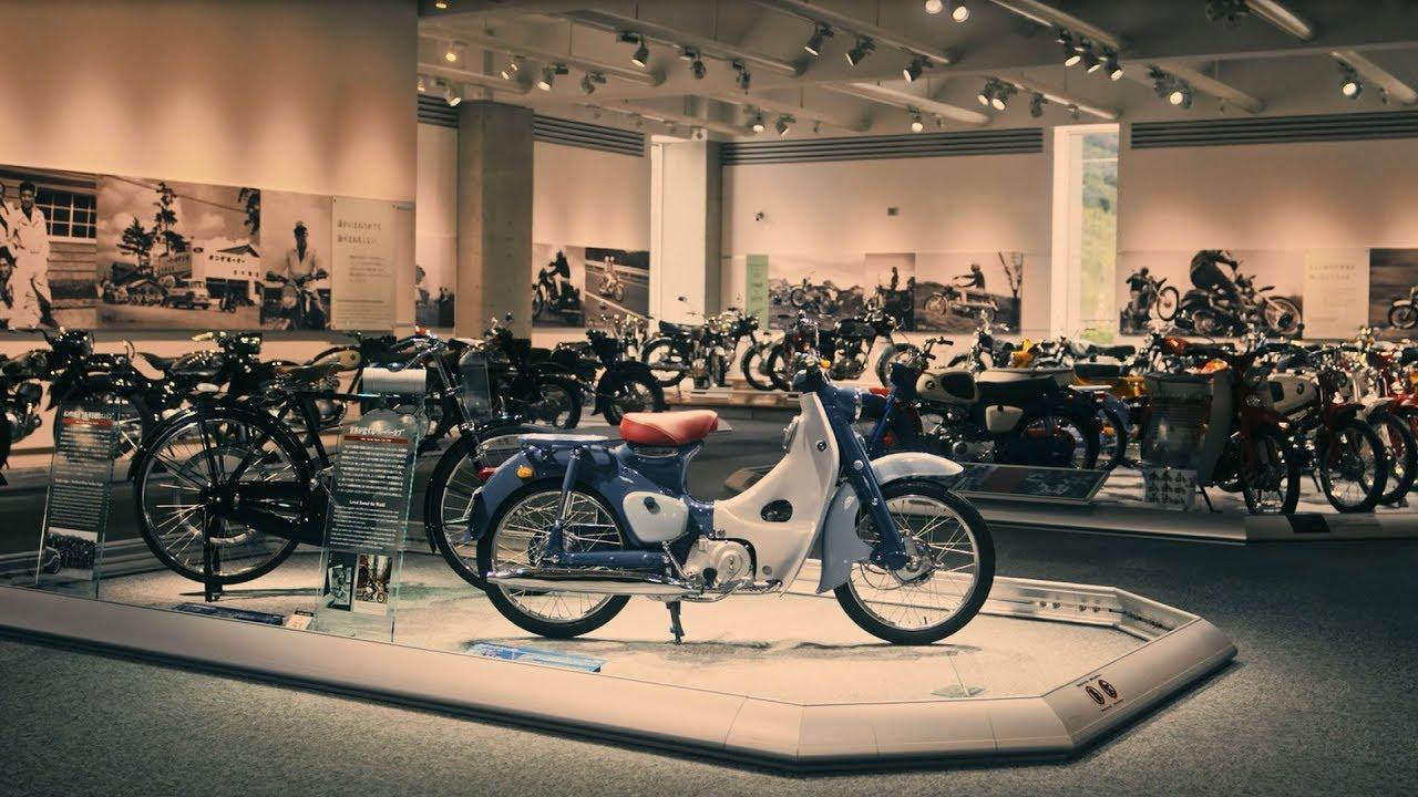 画像: Hondaスーパーカブ:Cub with me www.youtube.com