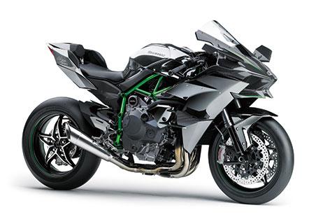 画像: Kawasaki Ninja H2R www.kawasaki-motors.com