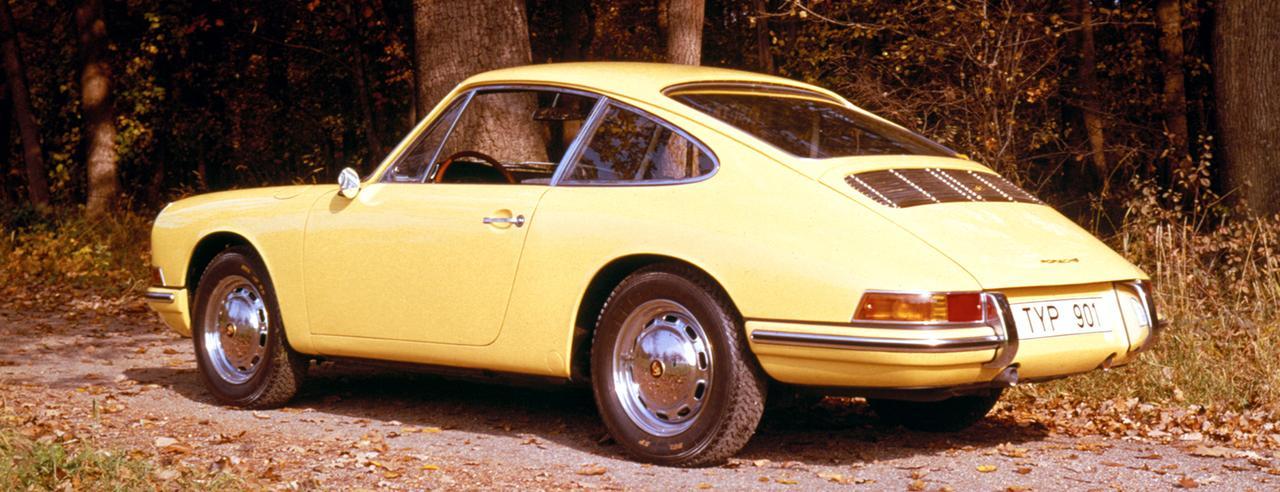 画像: Porsche ポルシェ 901 - ポルシェジャパン
