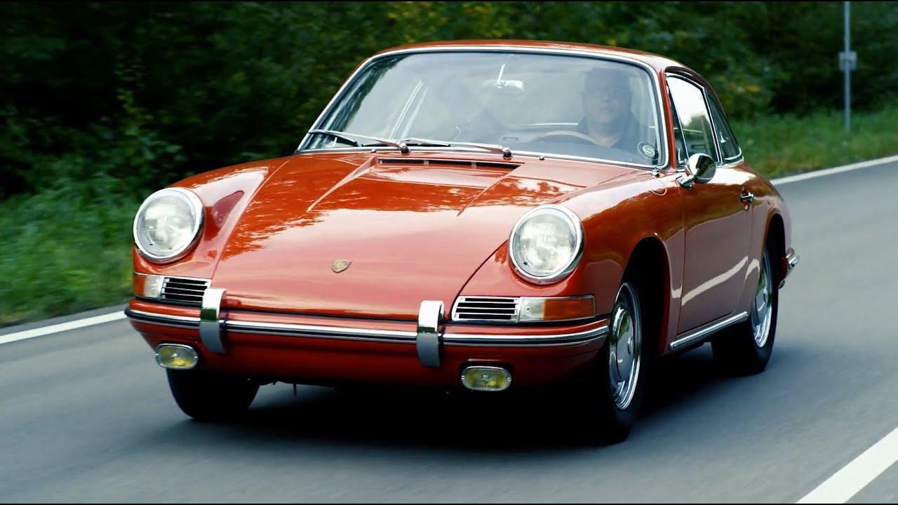 画像: Restored and ready to drive: Porsche Museum showcases its oldest 911 for the first time www.youtube.com