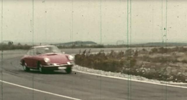画像: 1964年当時の初代911 www.youtube.com