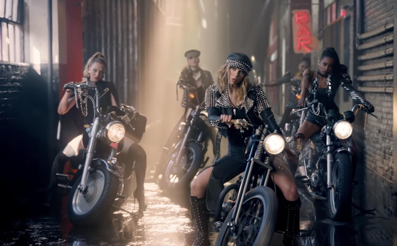 画像2: Taylor Swift - Look What You Made Me Do www.youtube.com
