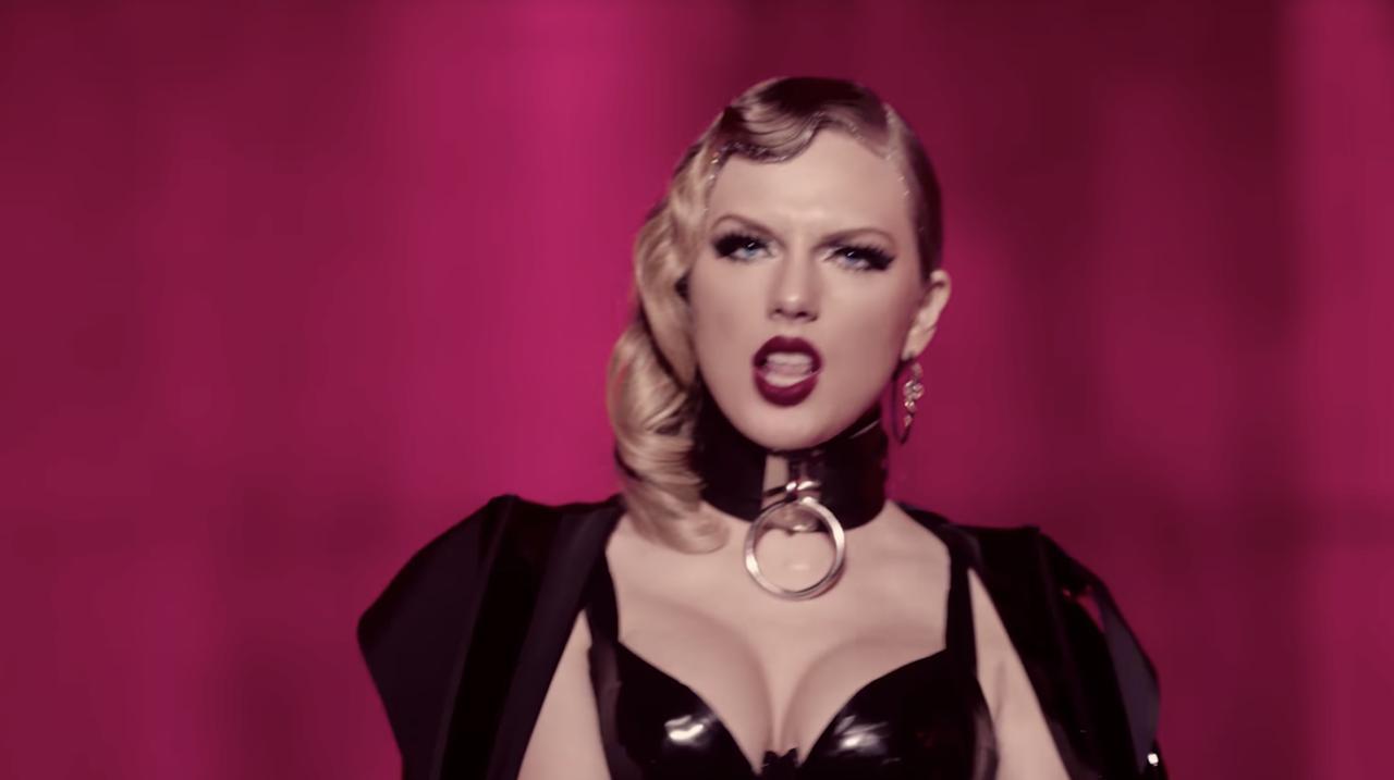 画像3: Taylor Swift - Look What You Made Me Do www.youtube.com