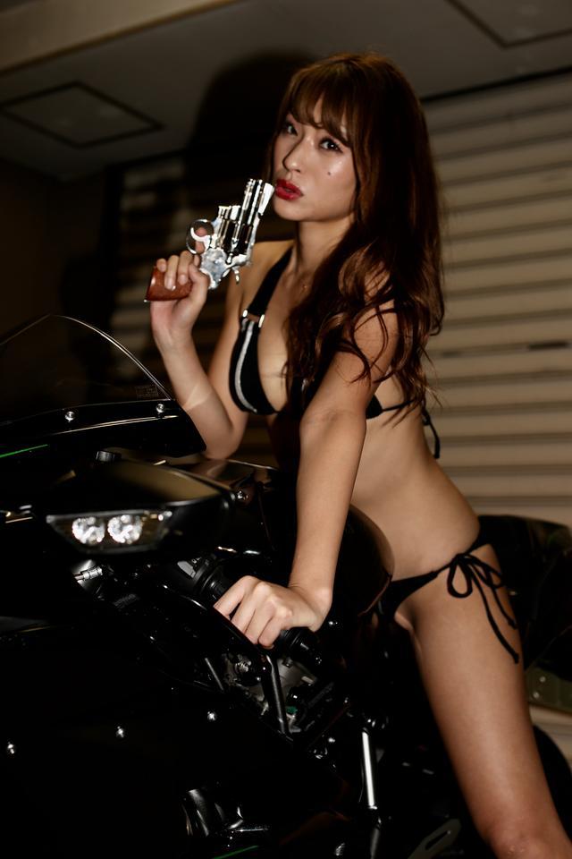 画像1: 【Beauty & Bike】あやとH2 vol.38