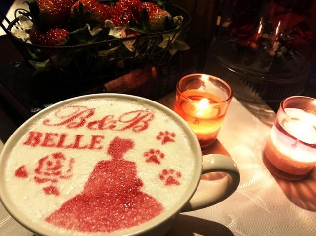 画像: Rose la Belle(ローズ・ラ・ベル) 1000円