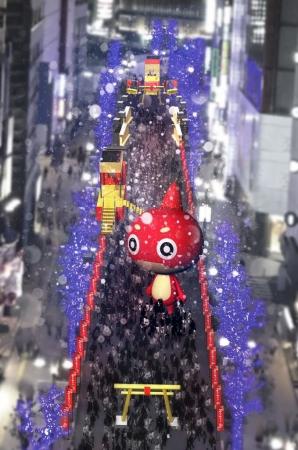 画像: モンスト参道 www.monster-strike.com
