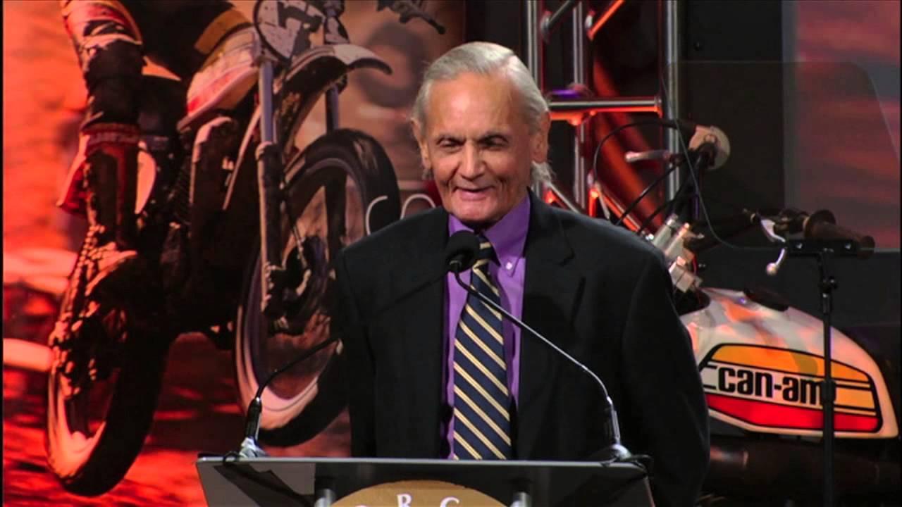 画像: Derek 'Nobby' Clark's AMA Motorcycle Hall of Fame Induction Speech youtu.be