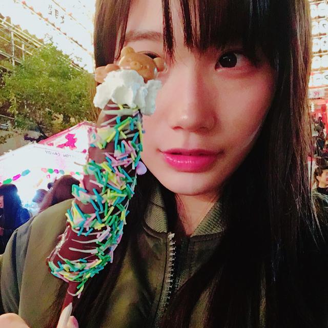 画像1: Instagram投稿の投稿者: 小倉優香さん 日時: 11月 6, 2017 at 11:35午前 UTC instagram.com