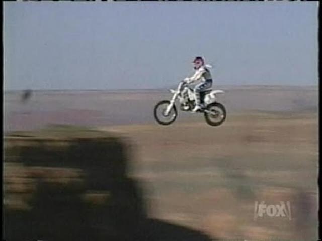 画像: motorcycle jumps grand canyon ROBBIE KNIEVEL! awesome youtu.be