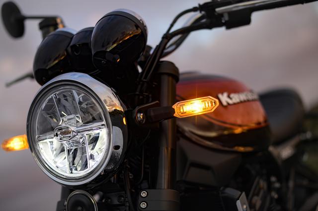 画像2: バイクを「愛でる」ことができる
