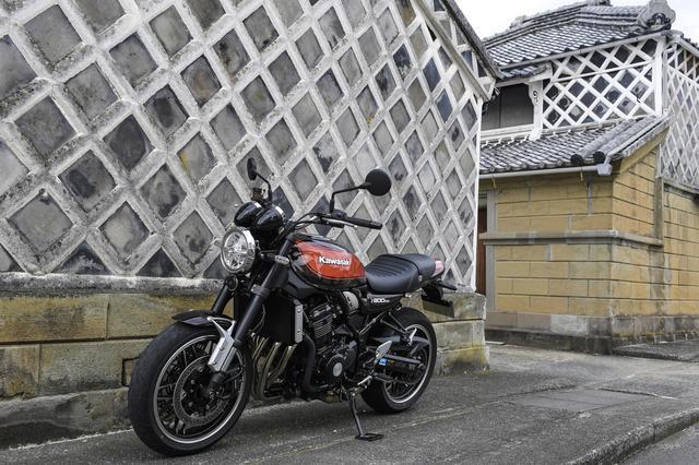 画像1: バイクを「愛でる」ことができる