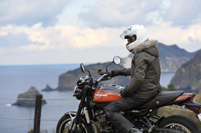 画像4: バイクを「愛でる」ことができる