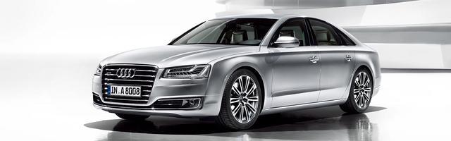画像: Audi A8 > アウディジャパン