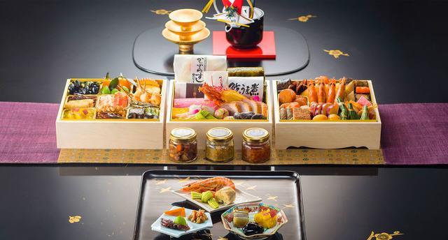 画像: 高級おせち料理 2018|加賀屋オンラインショップ【公式】