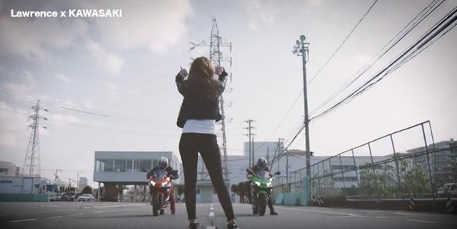 画像5: ドラッグレース風のカワサキの新型Ninja250&400。果たして速いのはどっち・・!?