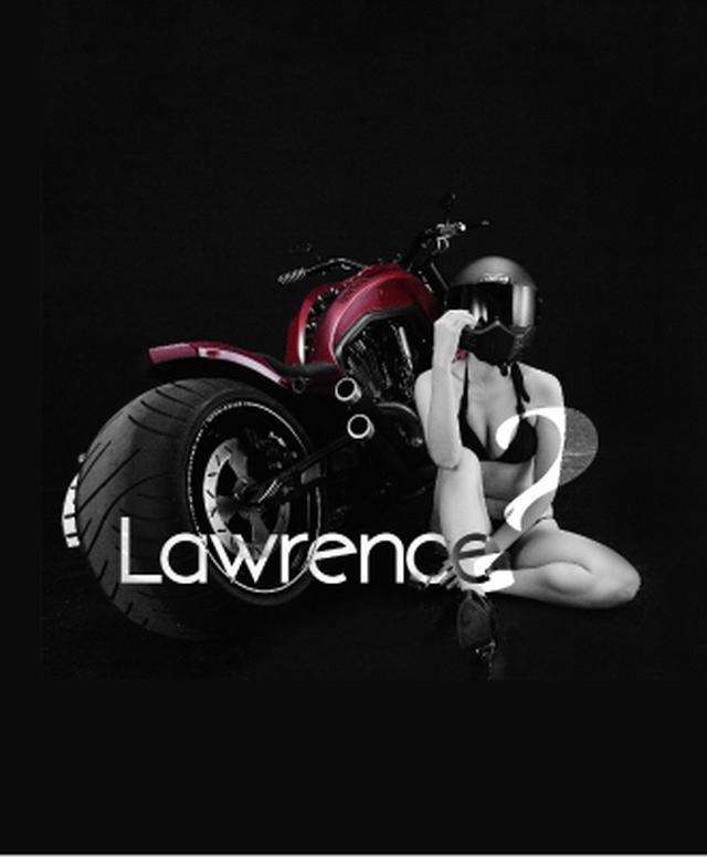 画像: ジャン・ドレイク - LAWRENCE - Motorcycle x Cars + α = Your Life.