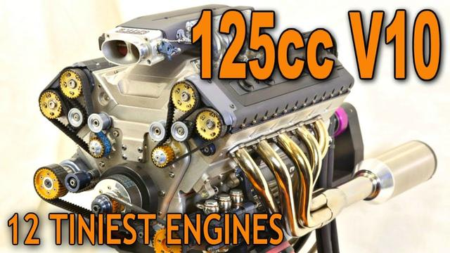 画像: 12 Most Amazing Miniature Engines In The World youtu.be