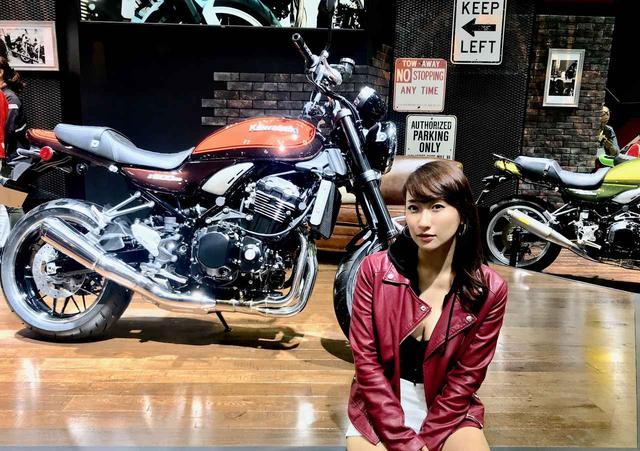 画像: Z900RS、カワサキZ1の再来か?