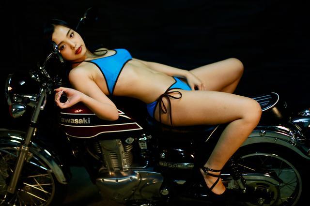 画像1: 【Beauty & Bike】ゆかりとESTRELLA Vol.10