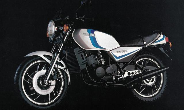 画像: 【心を加速させるYAMAHA】RZ250乗りたちが畏怖したのは、同じRZシリーズのRZ350だった。 - LAWRENCE - Motorcycle x Cars + α = Your Life.