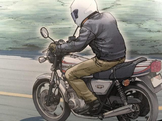 画像: 再燃するKawasaki Z400FXへの想いに惑う大人たち 『RIDEX ライデックス カワサキ スペシャルエディション』より  - LAWRENCE - Motorcycle x Cars + α = Your Life.