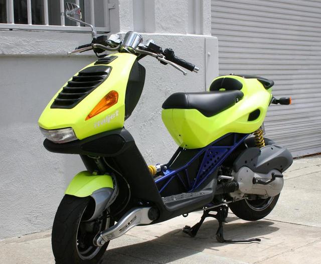 画像: トーマスの【カネがあったら買っちゃうぞ】スクーター業界の異端児 イタルジェット・ドラッグスター - LAWRENCE - Motorcycle x Cars + α = Your Life.