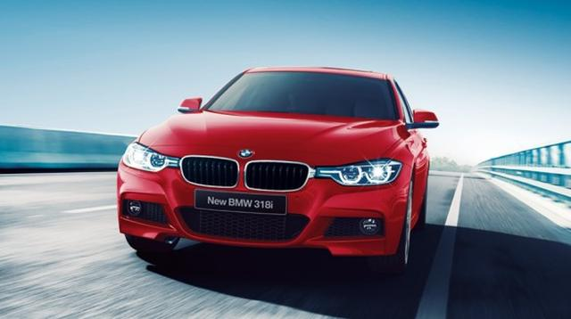 画像: BMW 3シリーズ www.bmw.co.jp