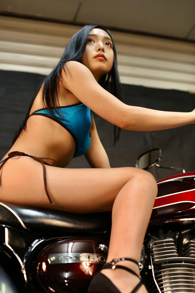 画像2: 【Beauty & Bike】ゆかりとESTRELLA Vol.21
