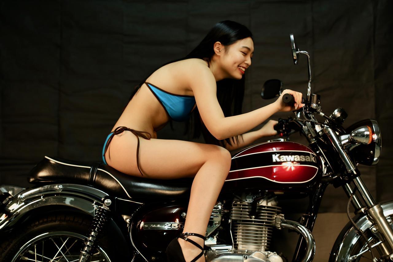 画像1: 【Beauty & Bike】ゆかりとESTRELLA Vol.22