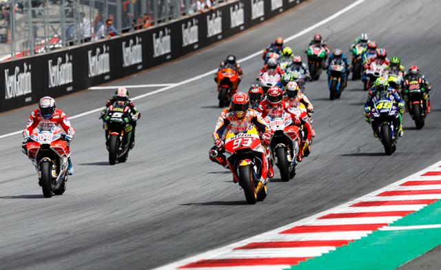 画像: Airbag Systems Mandatory In 2018 For Moto3/Moto2/MotoGP - Motorcycle.com News