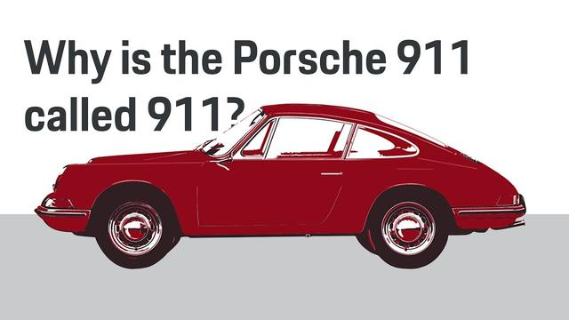 画像: Why is the Porsche 911 called 911? | Porsche answers your most popular questions. www.youtube.com
